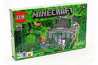 Конструктор «Minecraft» - Храм в джунглях