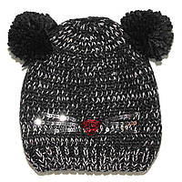 Шапка зимняя KIDS F17 ACC 1500 EF Black Mix Peluche & Tartine