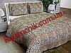 Комплект полуторного постельного белья Gold - леопардовый окрас