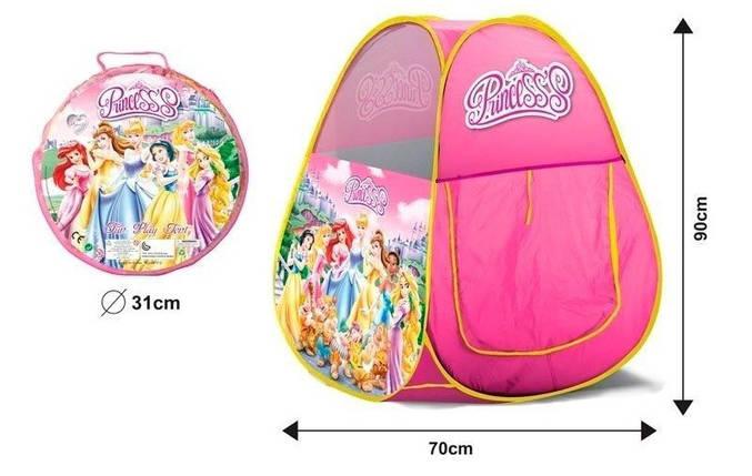 Детская игровая палатка Принцессы HF 012, фото 2