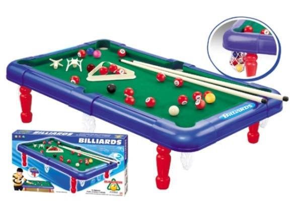 Настольная игра Бильярд 628-01
