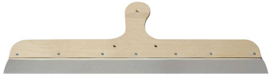 Рівний шпатель з нержавіючої сталі 50 см, фото 2