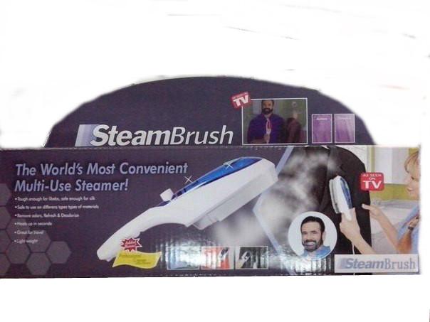 edd4d5618b96 Отпариватель Steam Brush, ручной отпариватель для одежды Стим Браш,  пароочиститель steam brush, паровая