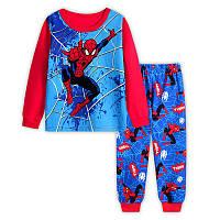 Детская осенняя пижама для мальчика