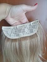 Изготовление прядей волос на заколках из волос клиента на заказ