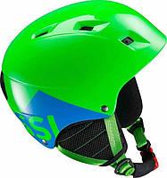 Горнолыжный шлем подростковый Rossignol Comp J green (MD)