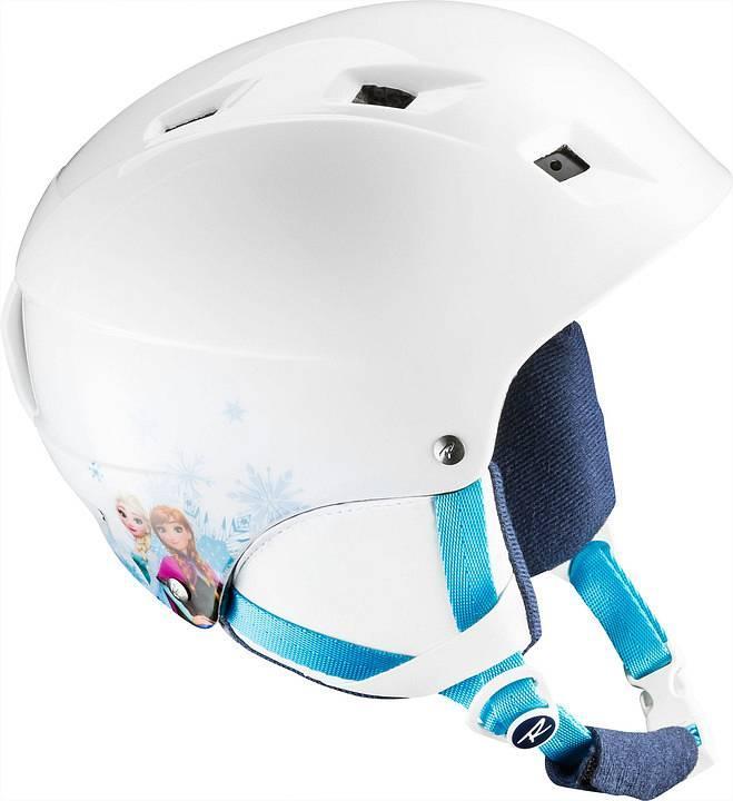 Горнолыжный шлем подростковый Rossignol Comp J frozen, S(52-55) (MD)