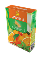 Табак, заправка для кальяна Al Fakher апельсин - мята 50 грамм