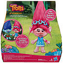 Интерактивная кукла тролль Поппи Розочка Мачек поющая музыкальна DreamWorks Trolls C1308 , фото 9