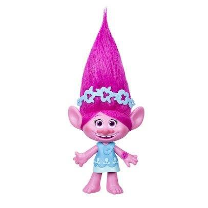 Интерактивная кукла тролль Поппи Розочка Мачек поющая музыкальна DreamWorks Trolls C1308