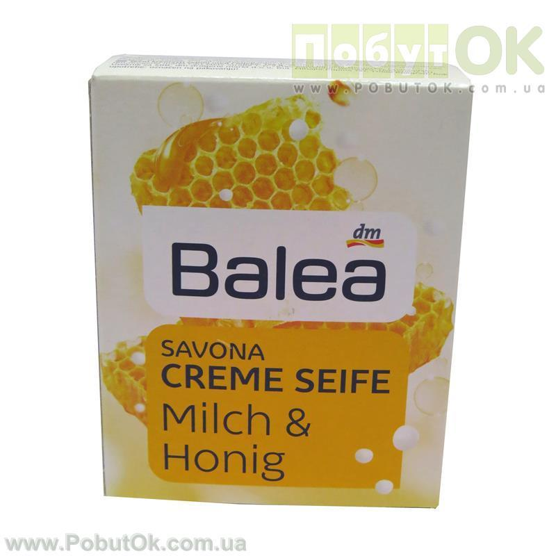 Крем-Мыло Balea Milch & Honig (Код:1207) Состояние: НОВОЕ