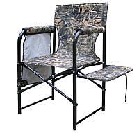 Крісло кемпинговое «Полювання» з відкидною поличкою