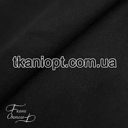Ткань Стрейч джинс (черный)