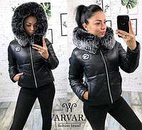 Куртка женская с капюшоном мод.119 (плащевка на синтепоне 250 + качественная подкладка)