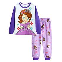 Детская демисезонная пижама для девочки Принцесса София