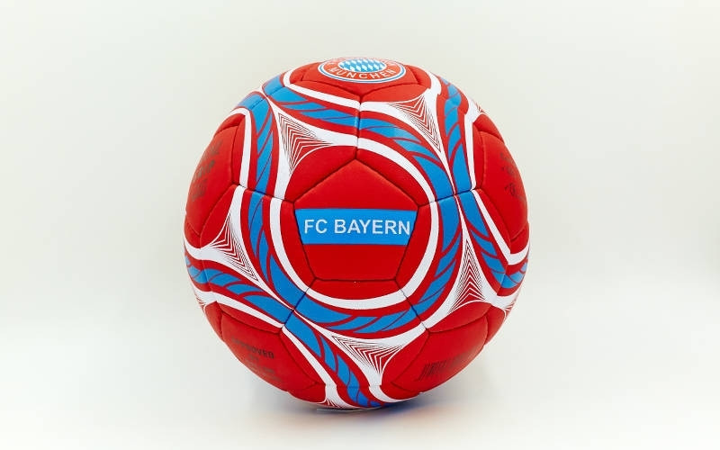 Мяч футбольный №5 Бавария Мюнхен
