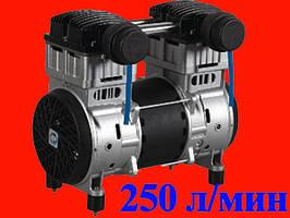 Трёхфазный компрессорный блок Dolphin P1500TF на 1,5 кВт 380 Вольт