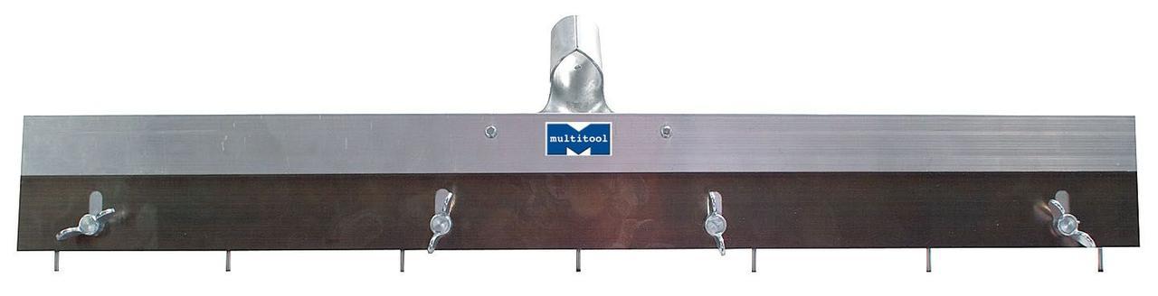 Ракель з екструдованого алюмінію 56 см