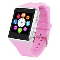 Smart watch A1. Оригинал! 12 месяцев гарантия!!! Розовый