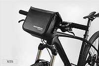 Велосумка на кермо RockBros водонепроникна чорна