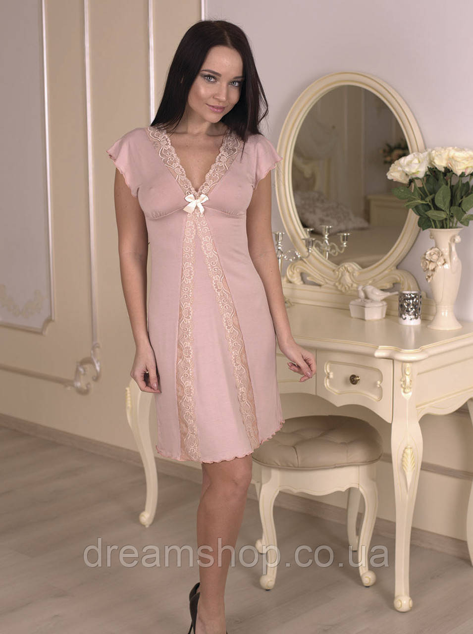abff88124a00cf0 Ночная рубашка Вискоза, цена 400 грн., купить Гусятин — Prom.ua  (ID#615476546)