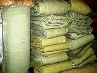 Брезентовые шторы с кольцами пошив под заказ из различного типа материала