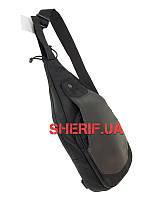 Сумка-рюкзак  черня (кордура) DANAPER VELOX Black 1031099