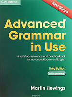 Advanced grammar in Use. Martin Hewings