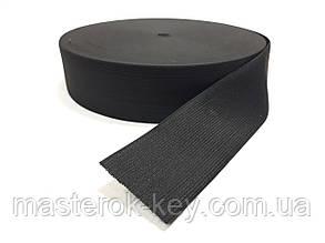 Резинка текстильная 5см Турция цвет черный