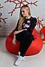 Бескаркасное Кресло мешок груша пуфик красное XL (120х75) оксфорд 600, фото 7