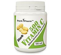 Витамин C 500 мг 100 таб. (аскорбиновая кислота, витамин С) Stark Pharm