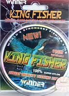 Леска Кинг фишер Winner, сечение 0,3мм, длина 100м.