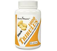Stark Tribulus 1000  60 tabs. Stark Pharm (трибулус, якорцы стелющиеся экстракт, 80% сапонинов) БАД