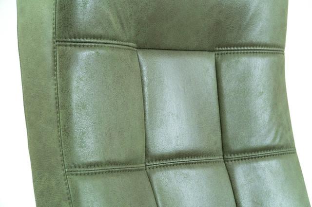 Кресло Вирджиния Хром  Легион зеленый (фото 4)