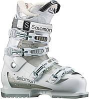 Горнолыжные ботинки женские Salomon X divine 55 wht/cry trans (MD)