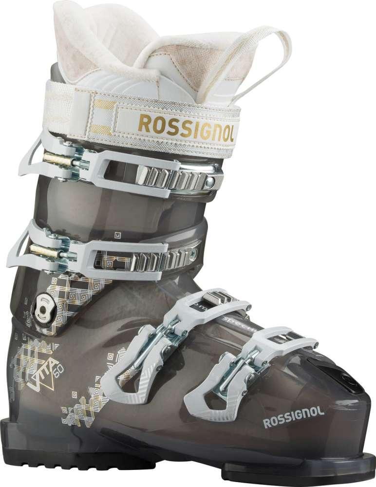 Горнолыжные ботинки женские Rossignol vita sensor 2 60 black transp (MD)