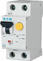 Дифференциальный автоматический выключатель PFL6-20/1N/C/003 2 полюса, 20 Ампер, кривая C, Iкз = 6 кA,ток отсечки 30 мA, класс AC серия Xpole