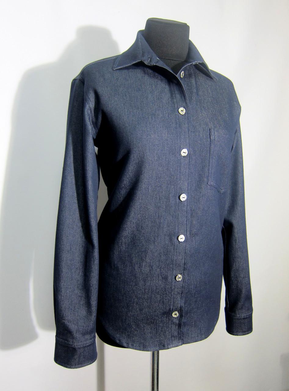 Рубашка джинсовая женская Atteks - 02105
