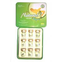 Женская виагра NATURAL VIAGRA 1 флакон (3 таблетки)