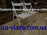 Складні дерев'яні столи і стільці, набори для пікніка