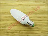 Лампочка C35 E27 36 Led 230V White