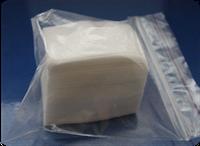 Салфетка безворсовая  Белая 100 штук