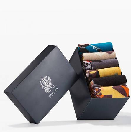 Яскраві шкарпетки Heroes Box набір із шести пар