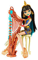 Кукла Клео де Нил Музыкальный класс Monster High Music Class Cleo Doll