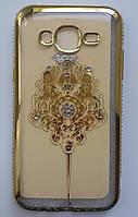 Силикон Kingxbar Meizu M5S Comb (Gold), фото 1