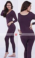 Ультратонкое женское белье, одежда для дома, спорта (U-вырез) XL