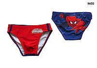 Плавки Spiderman для мальчика. 3 года