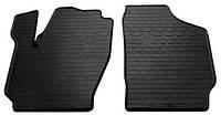 Резиновые передние коврики для Seat Cordoba II (6L) 2003-2008 (STINGRAY)