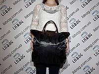 Хозяйственная сумка, сумка для покупок  (43*34) цвет черный