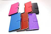 Кожаный чехол книжка для LG L80 D380 (7 цветов), фото 1